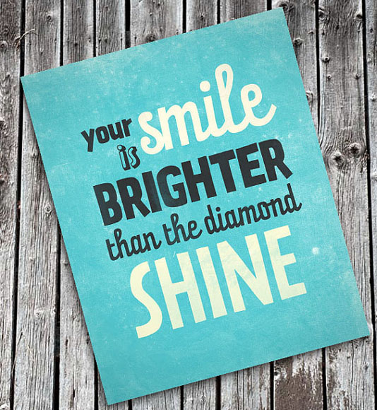 Inspirational Quotes About Positive: Smile Quotes Pictures And Smile Quotes Images With Message