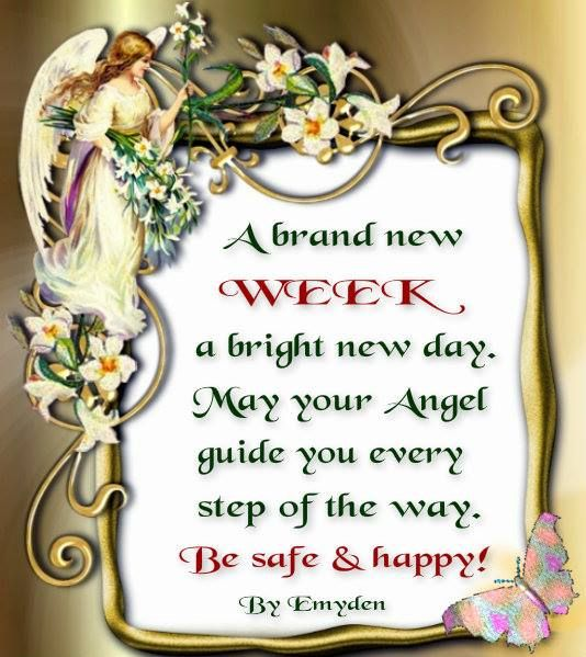 Step of the way be safe n happy angel quotes quotespictures com